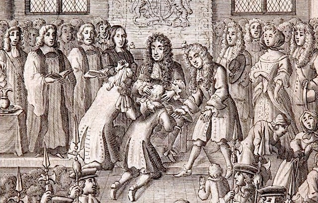 Charles_II_touching_the_scrofulous_(crop)