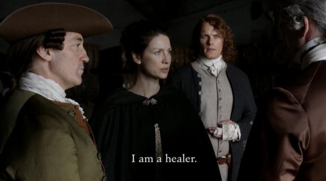 i am a healer, comte